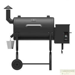 BBQ Z GRILL SMOKER WOOD PELLET Auto Feed LED Digital Temp Ba