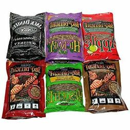 BBQrs Delight Wood Smoking Pellets - Super Smoker Variety Va
