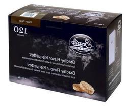 Bradley Smoker Bisquettes 120 Pack - Pecan
