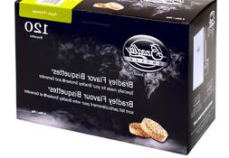 Bradley Smoker Bisquettes, Apple 120Pk