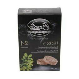 Bradley Smokers BTHC24 Bisquettes, Hickory, 24-Pack
