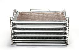 Bull Rack - BR6 Ultimate Package - Grill Tray System - Grill