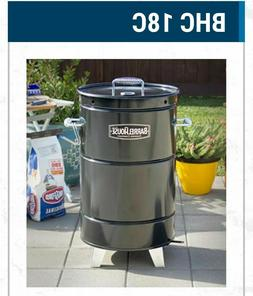 BRAND NEW BARREL HOUSE COOKER MODEL 18C SMOKER / FACTORY FRE