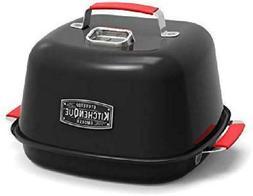 Charcoal Companion Cc4132 Kitchenque Indoor Stovetop Smoker,