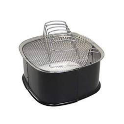 Charcoal Companion CC5174 Smoker Accessory, Black/Silver