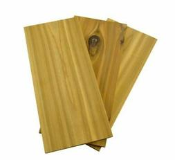 Charcoal Companion Cedar Wood Grilling Planks, Set of 3 CC60