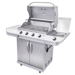Char-Broil 4 Burner Advantage Gas Grill Stainless Steel Grat
