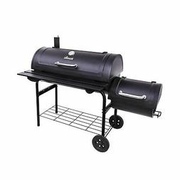char broil deluxe offset smoker 40 40