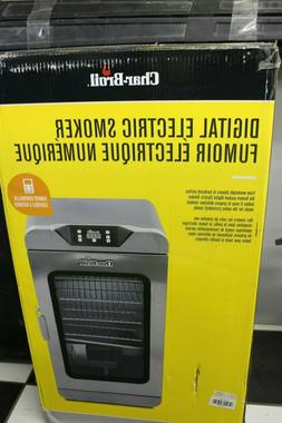 Char-Broil Digital Electric Smoker New!!