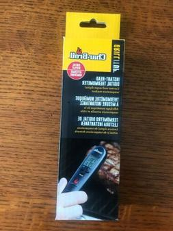 Char-Broil Instant Read Digital thermometer Meat Probe 48677