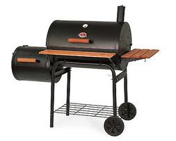 Char-Griller 1224 Smokin Pro 830 Square Inch Charcoal Grill