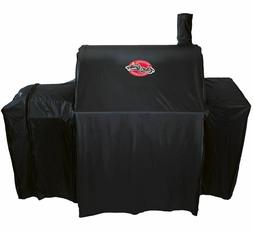 Char-Griller 5555 Grill Cover, Fits 2121, 2828 and all Smoke