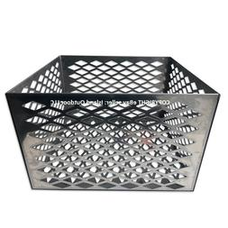 Charcoal basket fire box Oklahoma Joe longhorn highland BBQ