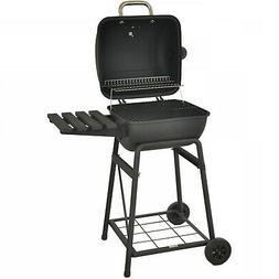 Charcoal Grill 26 Barrel BBQ Smoker Barbecue Patio Backyard