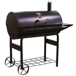 Large Charcoal Grill Portable BBQ Grilling Smoker Outdoor Pa