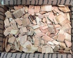 Cherry Wood Small Chips for Smoking BBQ Grilling Cooking Smo