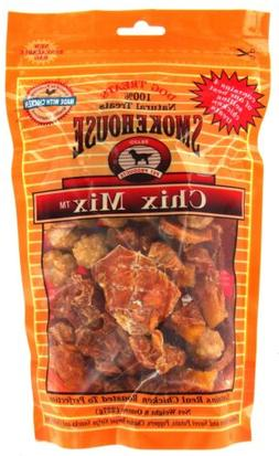 Smokehouse Pet Products 85414 8 Oz Chix Mix Dog Treats