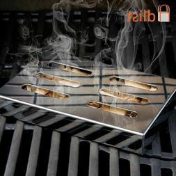 Cold Smoke Generator Bbq Grill Accessories Square Smokers Wo