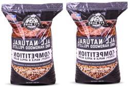 Pit Boss Competition Blend BBQ Pellets 40 Lb Resealable Bag