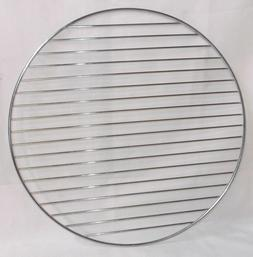 """Brinkmann Cooking Replacement 15.5"""" Chrome Grill Grate Round"""
