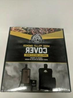 Pit Boss COPPERHEAD Whiskey Still Wood Pellet Vertical Smoke