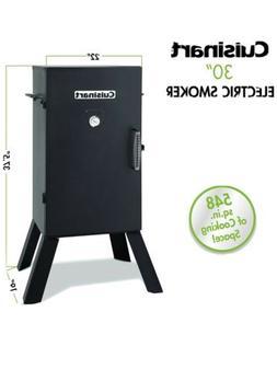 Cuisinart COS-330 Electric Smoker - Black