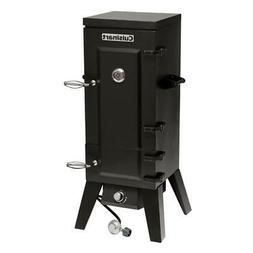 "Cuisinart COS-244 Vertical 36"" Propane Smoker, Black...New,"