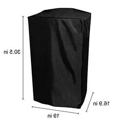 Onlyfire 30 Inch Cover for Masterbuilt Electric Smoker Black