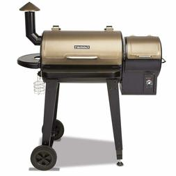 Cuisinart CPG-4000 Wood BBQ Grill & Smoker Pellet Grill and