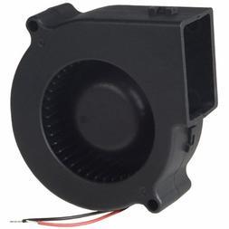 Fugetek 12V DC Brushless Blower Cooling Fan, HT-07530D12, 75
