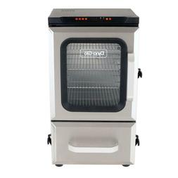 Dyna-Glo Electric Smoker Vertical Digital 4-Chrome Plated St