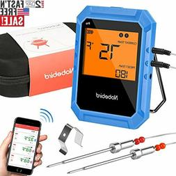 Digital  Meat Thermometer Wireless, Smart BBQ Grill Accessor