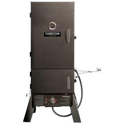 Dual Fuel Smoker MDS 230S  15400 Btu Vertical Propane Smoker