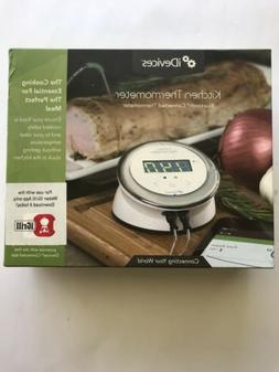 iDevices Dual Probe Bluetooth Kitchen Thermometer  Only