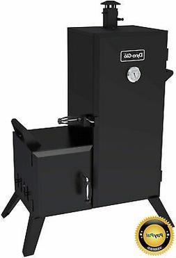 Dyna-Glo DGO1176BDC-D Charcoal Offset Smoker