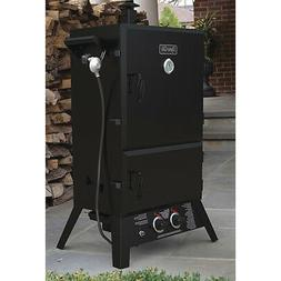 DYNA-GLO DGW1235BDP-D Wide Body,Gas Smoker,LP,36""