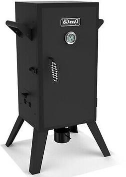 Dyna-Glo Electric Smoker 30 Freestanding 3-Rack Outdoor Pati