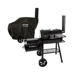 Dyna-Glo Signature Series Heavy Duty Barrel Charcoal Grill a