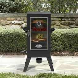Electric Smoker Grill Window Outdoor BBQ Meat Cooker Vertica