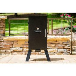 Electric Smoker Vertical Grill Professional Portable Backyar