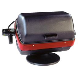 Americana Electric Tabletop Grill in Black Porcelain-Coated