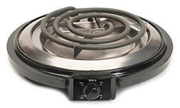 Elite Cuisine ESB-300X 750 Watt Single Burner Electric Hot P
