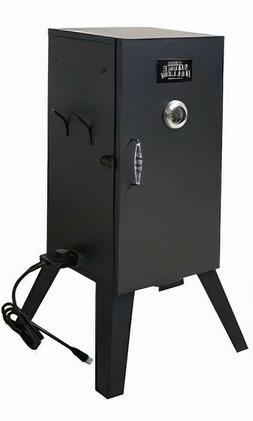 Smoke Hollow ES230B 36in Black Digital Portable Windowless S