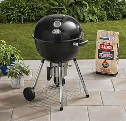 "Expert Grill 22"" Superior Kettle Charcoal Grill"