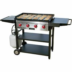 Camp Chef Flat Top Griddle Gas Grill FTG600 - 600-sq. inch s
