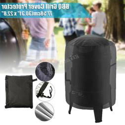 Garden Patio Kettle BBQ Grill Barbecue Round Smoker Cover Wa