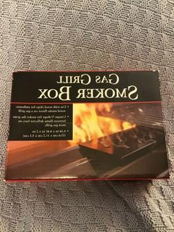 Charcoal Companion Gas Grill Short Smoker Box - Brand New In