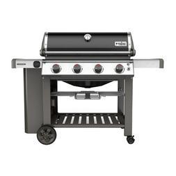 Weber-Stephen Products 62010201 Genii Se410 Lp Black Grill