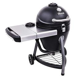 Char-broil - Kamado Charcoal Grill - Black/silver