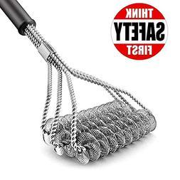 HaRuion Grill Brush, Bristle Free Grill Brush,The Safest Bri